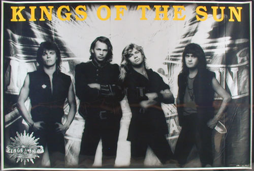 Kings of the Sun Promo Poster