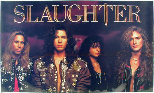 Slaughter Promo Poster