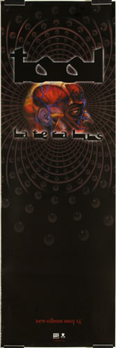 Tool - Lateralus Promo Poster