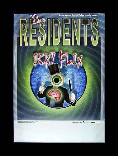Residents German Poster