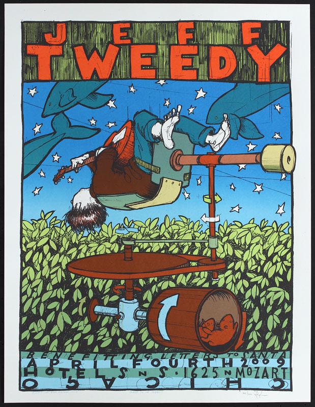 Jay Ryan Jeff Tweedy Poster