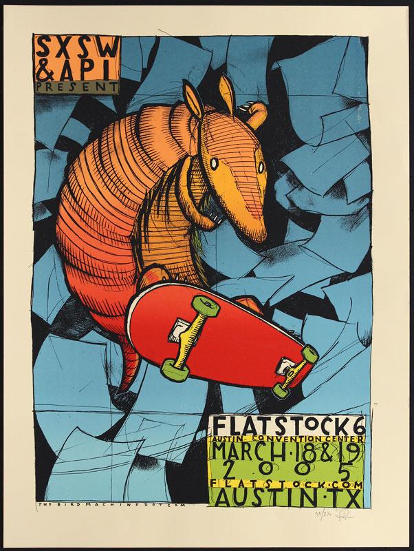 Jay Ryan Flatstock 6 Poster