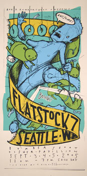 Jay Ryan Flatstock 7 Poster