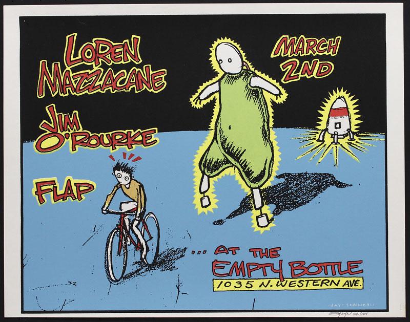 Jay Ryan Loren Mazzacane Poster