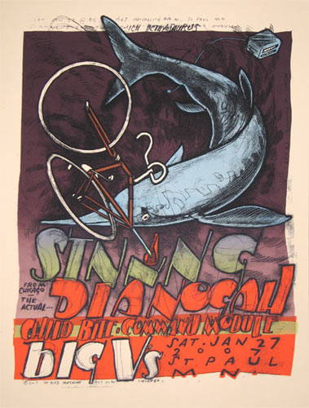 Jay Ryan Stnnng Poster