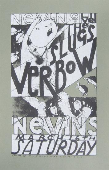 Jay Ryan Verbow Poster