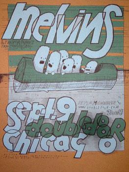 Jay Ryan Melvins Poster
