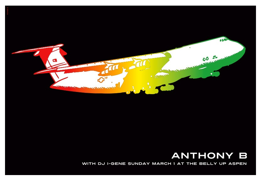 Scrojo Anthony B Poster