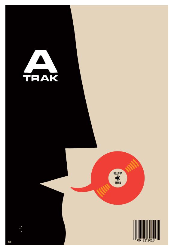 Scrojo A-Trak Poster
