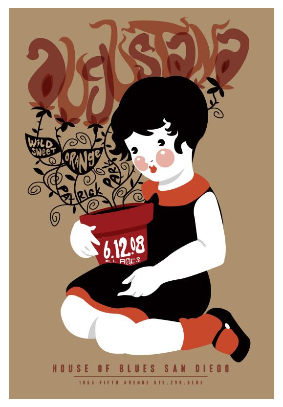 Scrojo Augustana Poster