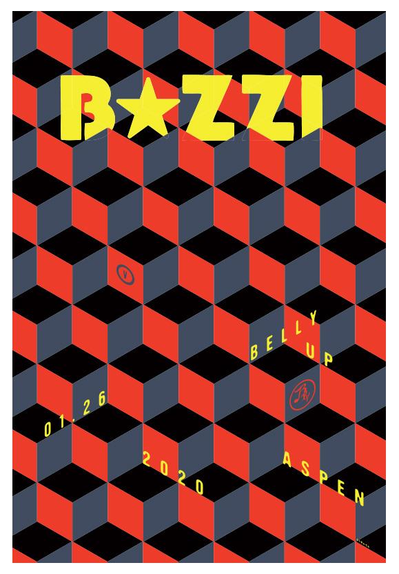Scrojo Bazzi Poster