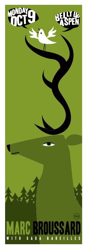 Scrojo Marc Broussard Poster