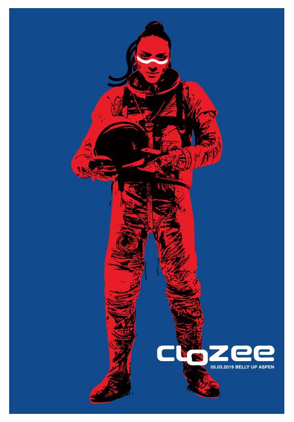 Scrojo CloZee Poster