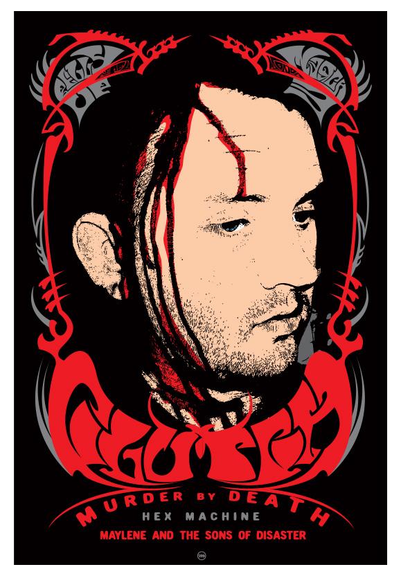 Scrojo Clutch Poster