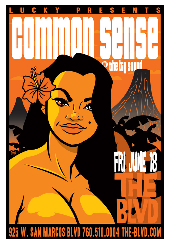 common sense poster. Scrojo Common Sense Poster