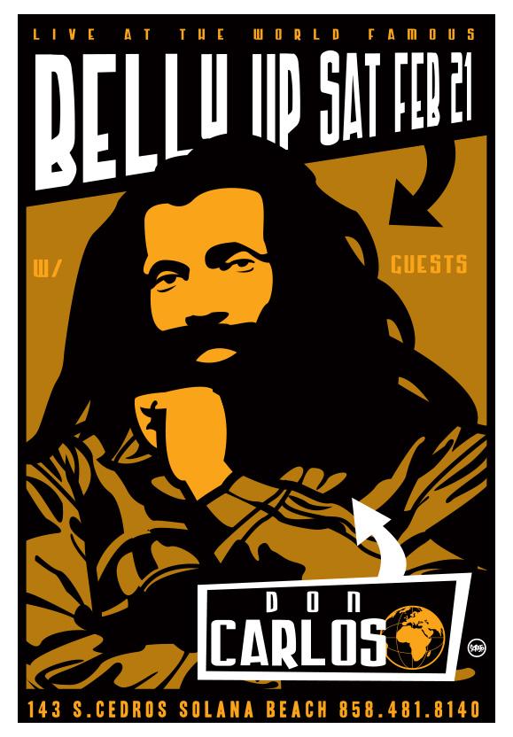 Scrojo Don Carlos Poster