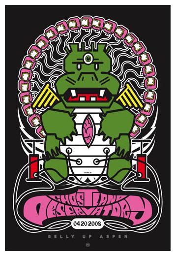 Scrojo Ghostland Poster