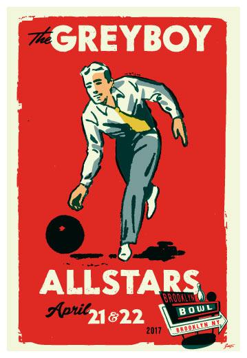 Scrojo The Greyboy Allstars Poster