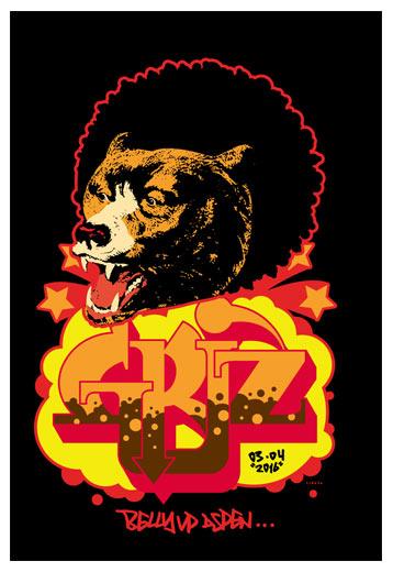 Scrojo GRiZ Poster