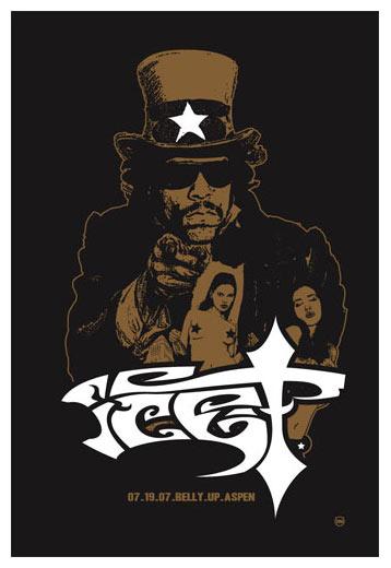 Scrojo Ice T Poster
