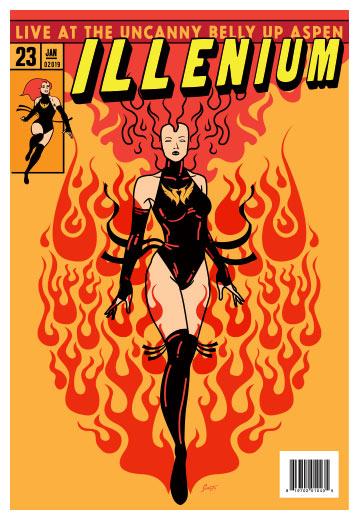 Scrojo Illenium Poster