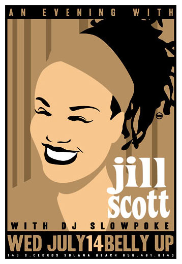 jill scott  posters