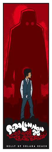Scrojo Sean Lennon Poster
