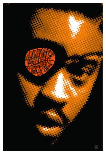Scrojo Slick Rick Poster