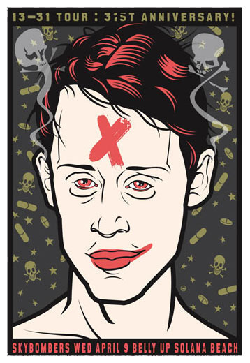 Scrojo X - Billy Zoom John Doe Poster