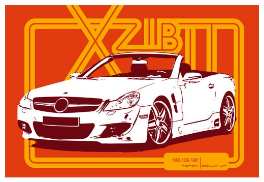 Scrojo Xzibit Poster