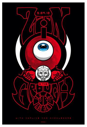 Scrojo Zion I Poster
