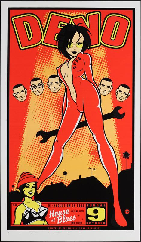 Scrojo Devo Poster