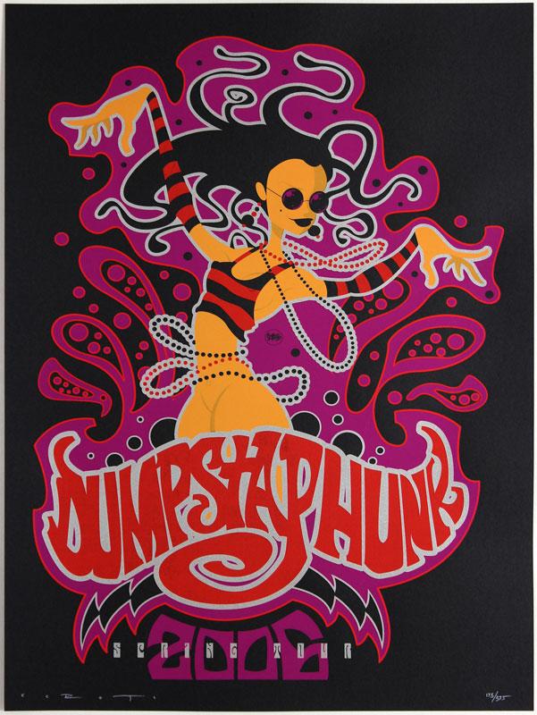 Scrojo Ivan Neville's Dumpstaphunk (Dumpstafunk) Poster