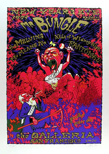 John Seabury Mr. Bungle Poster