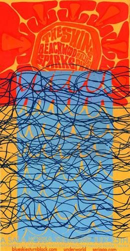 Seripop The Shins Poster