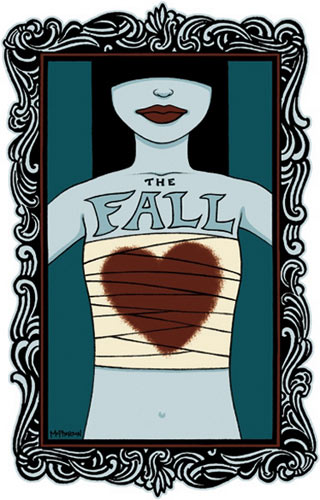 Tara McPherson The Fall Poster