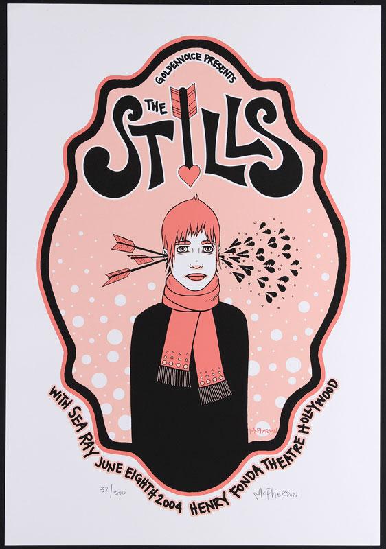 Tara McPherson The Stills Poster