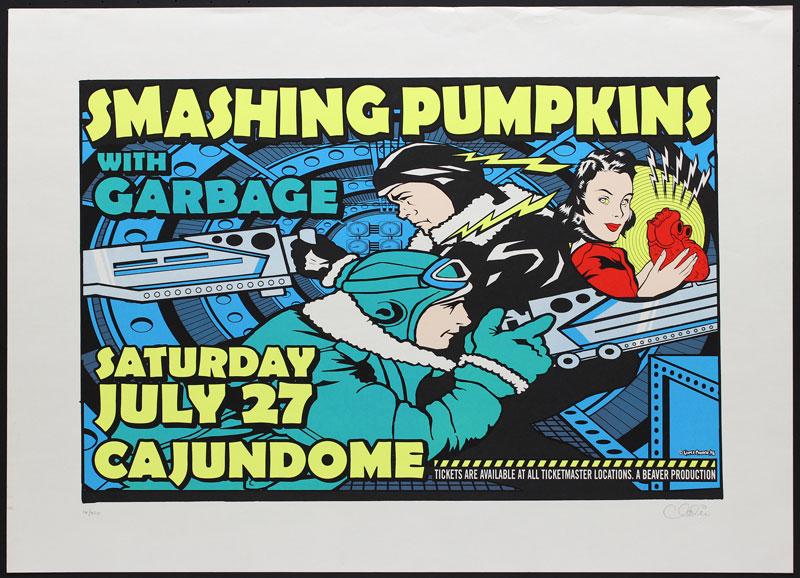 Uncle Charlie Smashing Pumpkins Poster