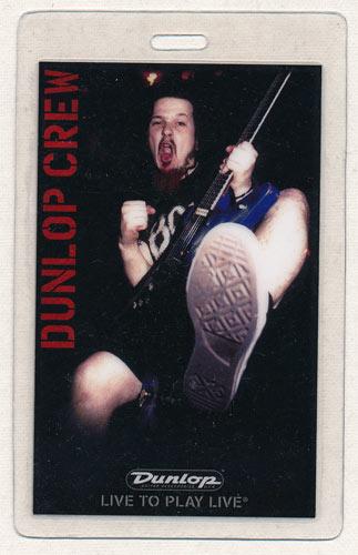 Dunlop Crew Laminate