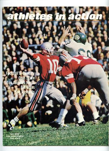 Athletes In Action  Vol 2 No 4 1969 Magazine