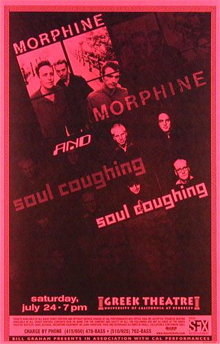 Morphine Phone Pole Poster
