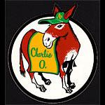 Oakland A's 1970's Charlie O. Baseball Sticker