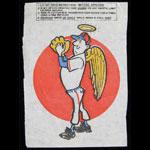 California Angels Baseball Iron On Transfer  Decal