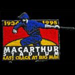 MacArthur Stadium 1934 - 1995 Last Crack at Big Mac Minor League Baseball Patch