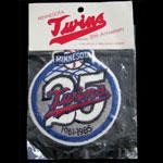 Minnesota Twins 1961 - 1985 Baseball Patch