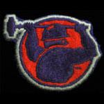 Pittsburgh Maulers Logo USFL Football Patch