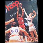 1978 Warriors vs Trail Blazers NBA Hoop Magazine Basketball Program