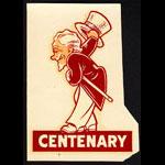 Centenary College of Louisiana Decal