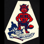 Reno High School Huskies v Las Vegas Wildcats Game Decal