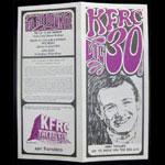 KFRC Big 30 8/23/1967 Radio Survey